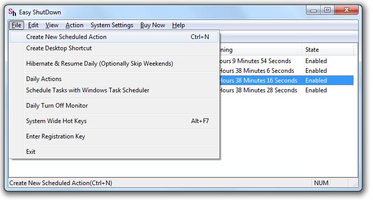 Download Auto Shutdown Software